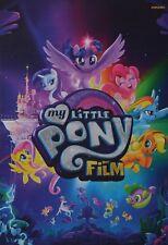 MY LITTLE PONY - A3 Poster (ca. 42 x 28 cm) - Film Clippings Fan Sammlung NEU