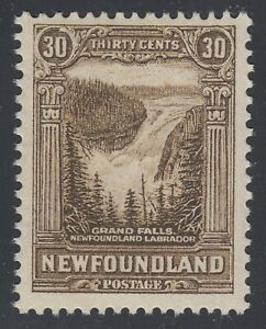 Newfoundland # 182 Mint Never Hinged Very Fine