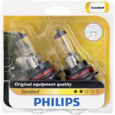 Philips High Low Beam Headlight Light Bulb for Chevrolet Equinox Cobalt gj