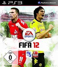 FIFA 12 (Sony PlayStation 3, 2011) Fussball PC Game EA-SPORTS *NEUWERTIG*