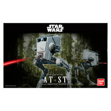 Bandai Star Wars AT-ST Scout Walker Model Kit - Scale 1:48 - 01202