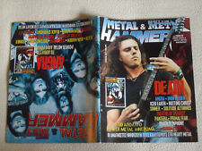 GREEK METAL HAMMER Nr. 164 - 1998 Angra Death Pantera Within Temptation Sinner