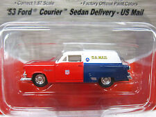 CLASSIC METAL WORKS '53 FORD COURIER US MAIL #30323 1:87 HO scale New