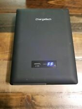 ChargeTech 54 Portable Power Supply, 2 USB Ports 54,000 mAh No Charger TESTED