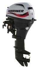 Mariner Outboard 20hp Long Shaft Electric Power Tilt Start Remote Control