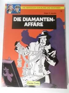 Blake und Mortimer Bd. 5, Die Diamantenaffäre Carlsen 4.Auflage Z 2