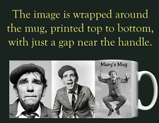 Norman Wisdom -  Personalised Mug / Cup