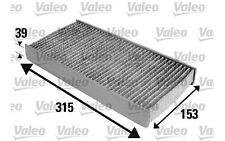 VALEO Filtro, aire habitáculo CITROEN C5 C6 PEUGEOT 407 698884