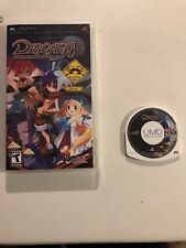 Disgaea: Afternoon of Darkness - Sony PSP Boxed Fast Free Shipping