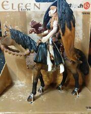 NEW Schleich 70406 Winged Surah on Horse Shadow Elf Figure Fantasy Bayala NIB