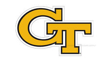 Georgia Tech Decal NCAA ACC College Football Buzz GT Mug Window Bumper Sticker
