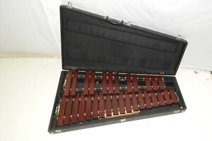 Musser M41 Kelon Xylophone 2.5 Octaves C-G In Case