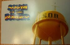 SOUTH OF THE BORDER US ATTRACTION S CAROLINA PEDRO'S SOB WATER TOWER  POSTCARD