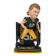 NFL Green Bay Packers Licensed Clay Mathews 2016 Name & Number Bobblehead NIB