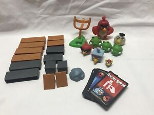 Angry Birds Game Replacement Part Piece Figure Figures Cards