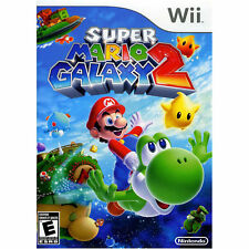 Super Mario Galaxy 2 Wii [Factory Refurbished]