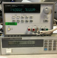 HP Agilent E3632A Variable DC Power Supply 0-15V@7A, 0-30V@4A - load tested