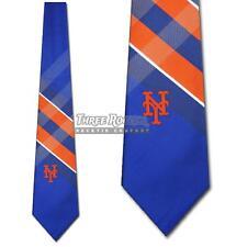 New York Mets Ties FREE SHIPPING Mens Mets Necktie Licensed Neck Tie NWT