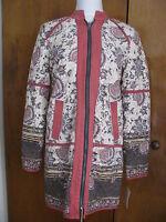 Free People Women's Reversible Denim Jacket Coat XSmall