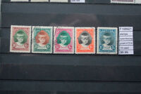 STAMPS LUXEMBOURG YVERT N°214/16 USED (F108921)