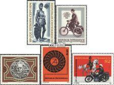 Oostenrijk 1450,1451,1452,1453,1454 postfris 1974 Speciale postzegels