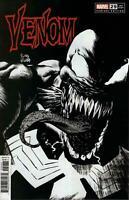 Venom #29 Ryan Stegman Sketch Retailer Incentive 1:25 Variant Marvel