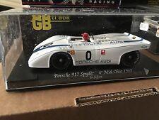 Raro pista FLYCAR Porsche 917/10 Spyder GB Mid Ohio 1969 ref GB6