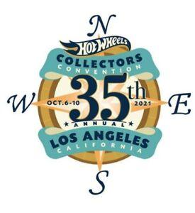 PRE SALE 2021 HOT WHEELS 35th CONVENTION DATSUN, NOVA, FINALE, FORD Lot Of 4