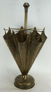 Vintage Brass Umbrella Stand