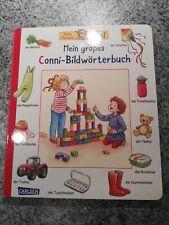 Conni-Bilderbücher: Mein großes Conni-Bildwörterbuch von Julia Hofmann (2019)