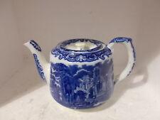 art deco George Jones Blue & White Abbey Pattern Tea Pot