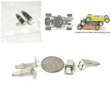 4 1988-1993 Marchon MR-1 Racing HO Slot Car PICK UP SHOES Factory Svc Part 22072