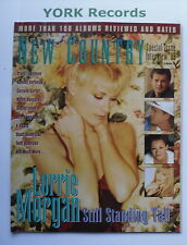 NEW COUNTRY MAGAZINE - Special Issue Interview 1995 - Lorrie Morgan