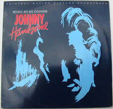 Ry COODER (LP 33T) JOHNNY HANDSOME - BOF SOUNDTRACK - MICKEY ROURKE