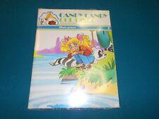 CANDY CANDY COL DISCO N. 8 serie 1/24 Fabbri Editori 1a ediz. 1981 BLISTERATO