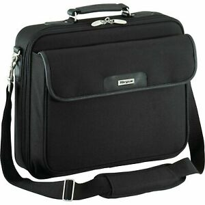 """Targus 15.4"""" Notepac Laptop Notebook Carry Case Shoulder Bag OCN1 NEW with Tags"""