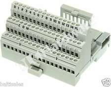 Krones 5-745-96-002-7 /A Flex I/O Terminal Base unit 3-Wire screw Cage Clamp Qty
