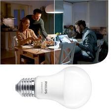 PHILIPS Lámpara LED 9,5w = 60w E27 MATE sceneswitch Blanco Cálido & Luz Fría