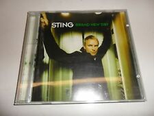 CD  Brand New Day von Sting (1999)