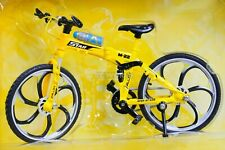 RC 1/10 Scale MOUNTAIN BIKE W/ Moving Parts Scale Detail YELLOW