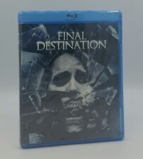 Final Destination, The  (Blu-ray Disc, 2010)  NEW   Final Destination 4