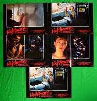 H05 Lote Fotobusta Nightmare 2 El Revancha Jack Carnaza On Elm Street Revenge