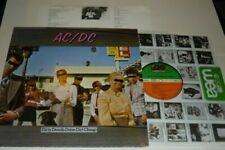AC/DC LP Vinyl Records Release Year 1976