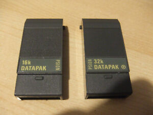 PSION II 16k & 32K DATAPACK  Datapak for Psion Organiser II