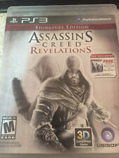 PS3 Assassin's Creed: Revelations Signature Edition