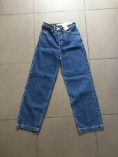 Topshop Womens Jeans, Waist 25, Leg 30, Denim, Brand New With Tags