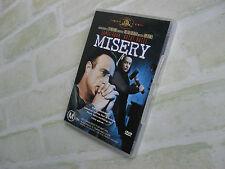 MISERY - KATHY BATES - REGION 4 PAL DVD