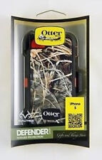 OtterBox Defender Series Case for iPhone 5 Realtree Camo Max 4HD Orange