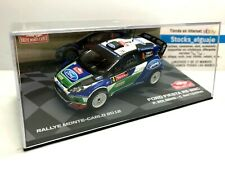 IXO DIECAST 1/43 FORD FIESTA RS WRC P.SOLBERG C.PATTERSON MONTECARLO 2012