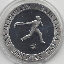 Olimpiada de Barcelona 1990 Cesta punta @@ PROOF @@